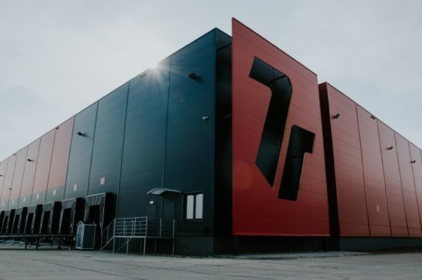 Modern Warehouse in Poland