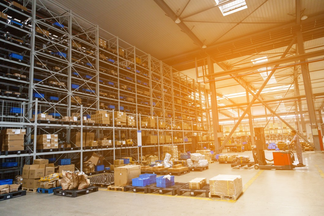 What is on-demand warehousing