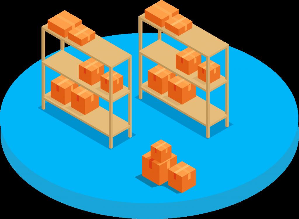 Warehouse Layout Easy