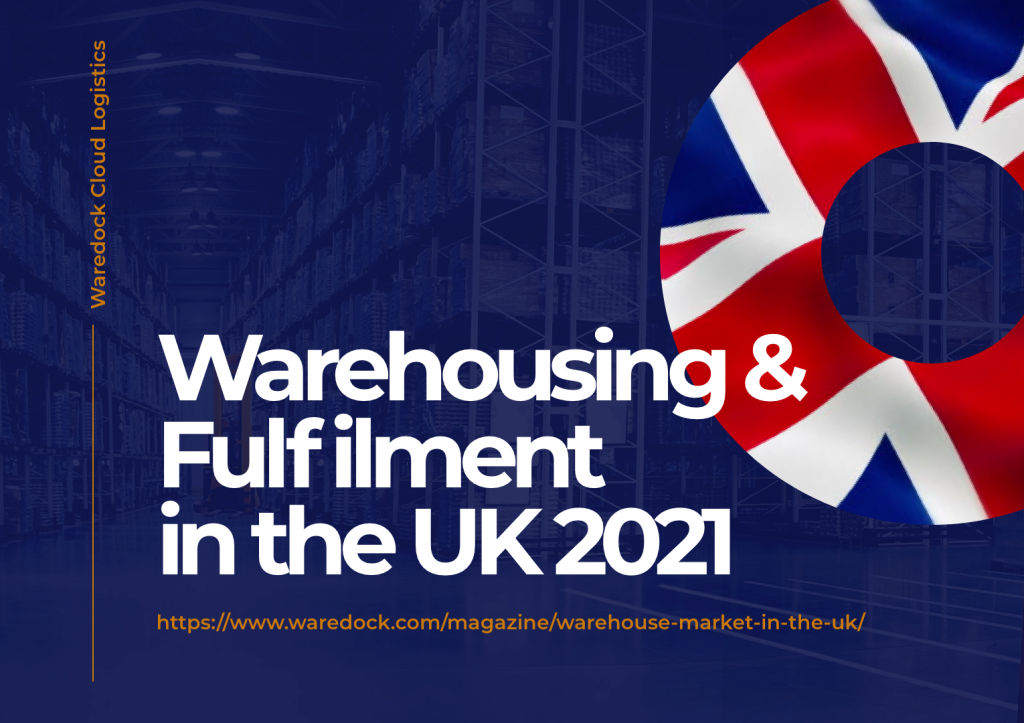 The UK e-fulfilment market is a high-growth logistics 2021 research report