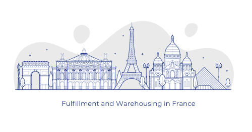 Fulfillment Warehouses in, France