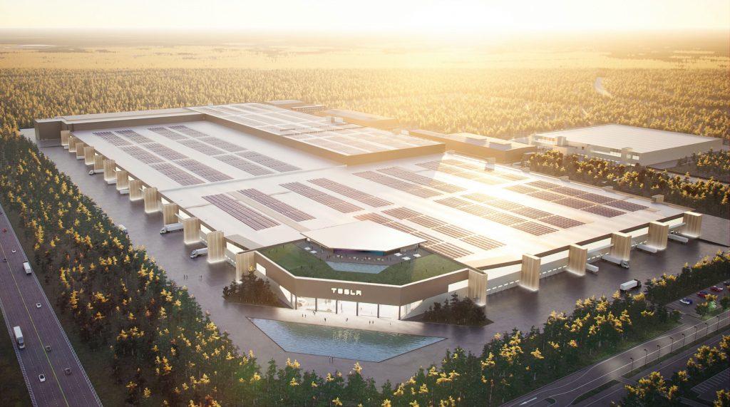 Tesla Berlin Factory